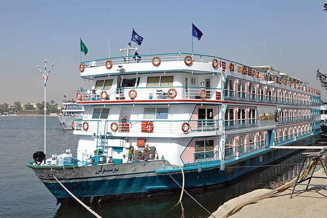 From Luxor to Aswan 5 Day 5 Star Nile Cruise Guided Tours