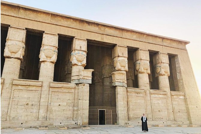 Private guide Full day tour Dendara and Abydos temples from Luxor