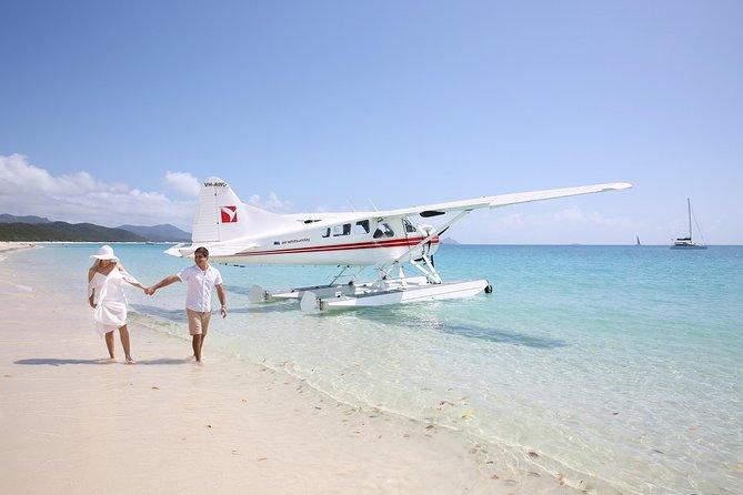 Best of the Whitsundays Seaplane Tour Including Whitehaven Beach Landing
