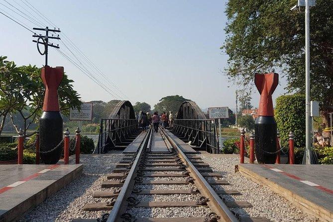 River Kwai Bridge, Grand Palace, Wat Pho - Day Trip