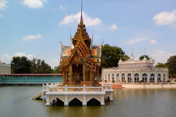 Bang Pa-In Summer Palace and Ayutthaya ruins (Join group)- Day trip