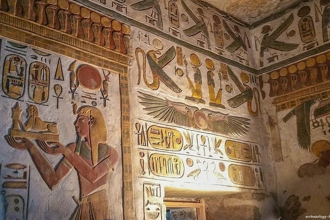 Private Full-Day Tour of the East and West Banks From Luxor