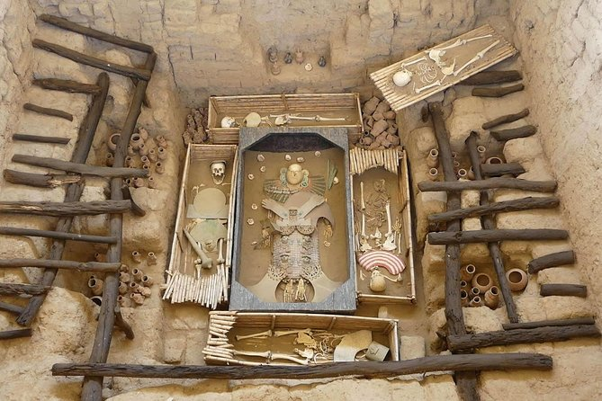 Moche culture: The Lord of Sipan - Full Day Private
