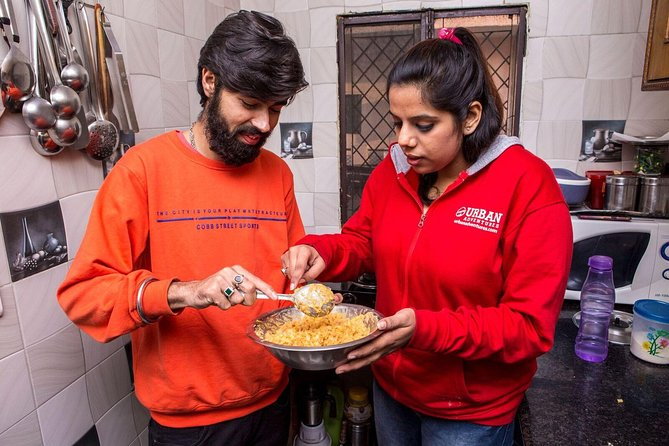 Private Delhi Food Tour: Cooking Class - at Home with a Local