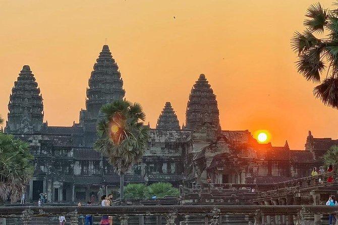 Angkor Wat Sunrise, Small Circuit Full Day Tour