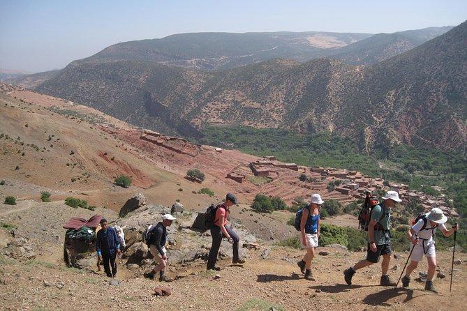 Culture High Atlas Berber Villages & Valleys Trek