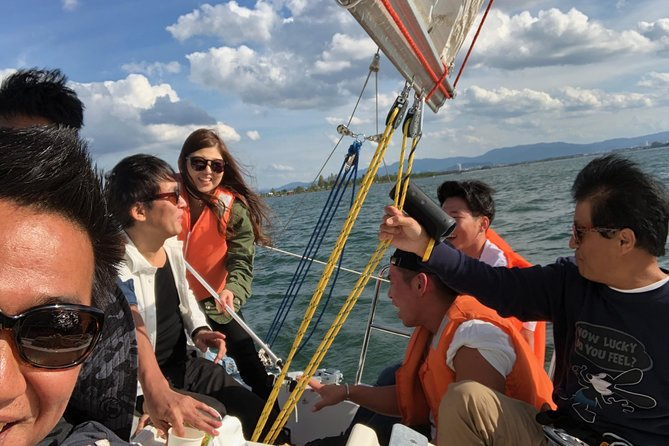 Private Sailing Experience in the biggest lake in Japan photo 1