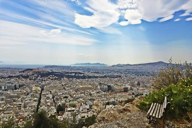 Hike & Yoga in the Heart of Athens photo 1