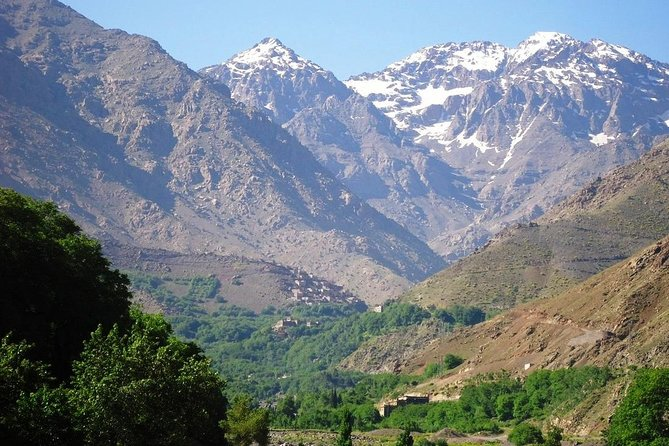 Day Trip From Mr to imlil valley with camel Ride and discover the berber culture
