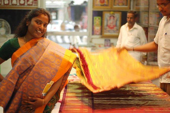 Private Cultural Tour Trip to Kanchipuram, Tiruvannamalai and Mahabalipuram