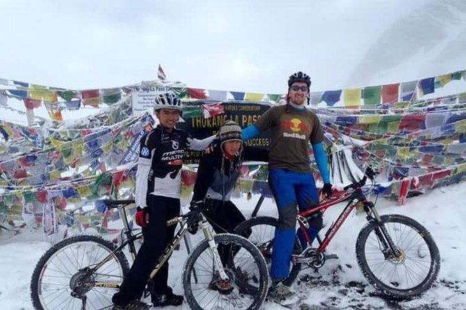 Annapurna Circuit Biking