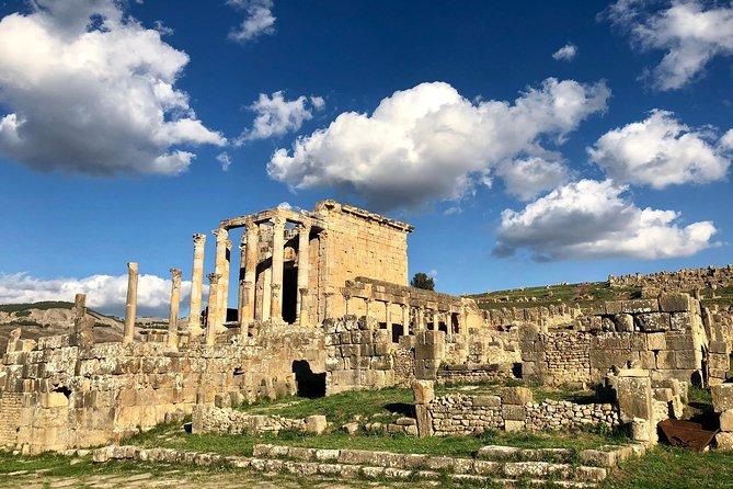 Best of Djemila Roman Ruins Tour By Fancyellow