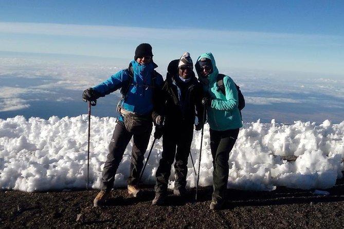 Climbing Kilimanjaro Machame Route 8 Days