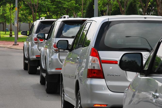 Car rental with driver in Ho Chi Minh City