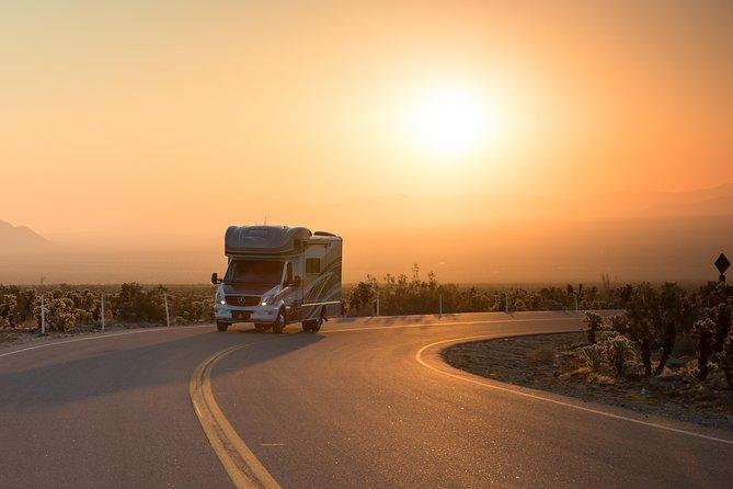 RV Rental Package: 4 Night San Diego Pines to The Joshua Tree Desert
