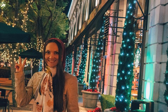 Christmas Market in Los Angeles and Charming Old Pasadena - on Private Tour