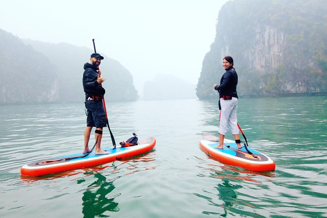 Vietnam Paddle Tour – Cat Ba Paddling Adventure