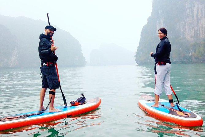 Vietnam Paddle Tour - The Amazing Cat Ba Island and Lan Ha Bay