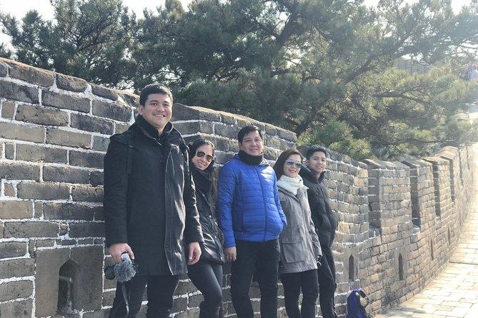 Mutianyu Great Wall Day Tour