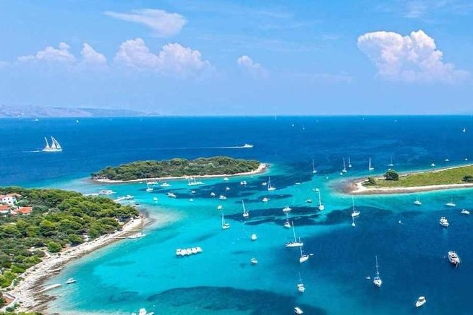 blue lagoon tour trogir maslinica