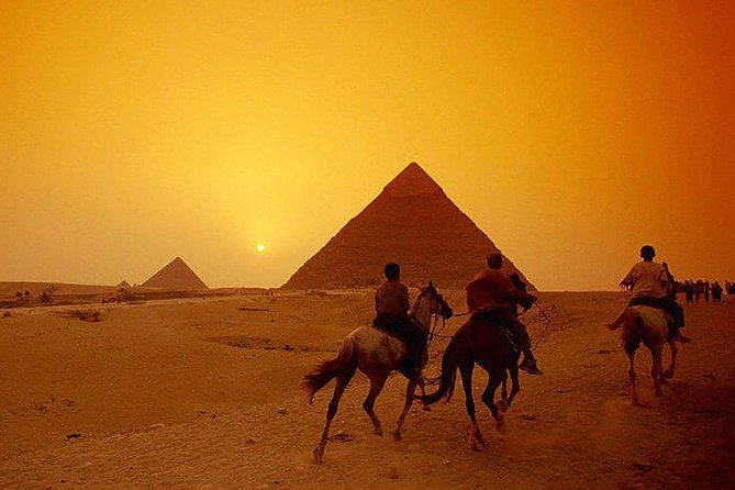 Cairo: Giza Pyramid, Sakkara & Memphis Full Day Guided Tour photo 12