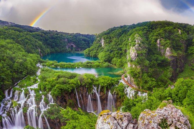 Luxury Private Transfer Zagreb - Split with stop at Plitvice Lakes