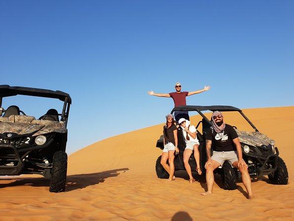 Sunrise - Dune Buggy and Sand Boarding (Morning Adventure)
