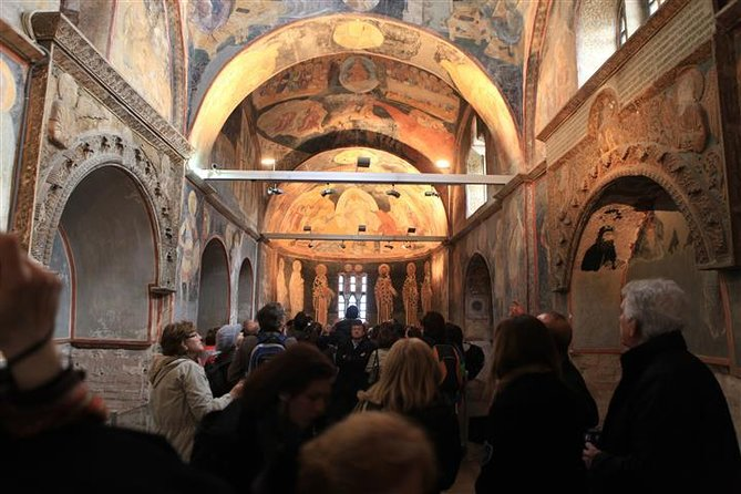 Istanbul Byzantine Tour Including Hagia Sophia and Chora Church