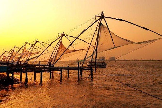 Cochin Heritage Tour With Muziris