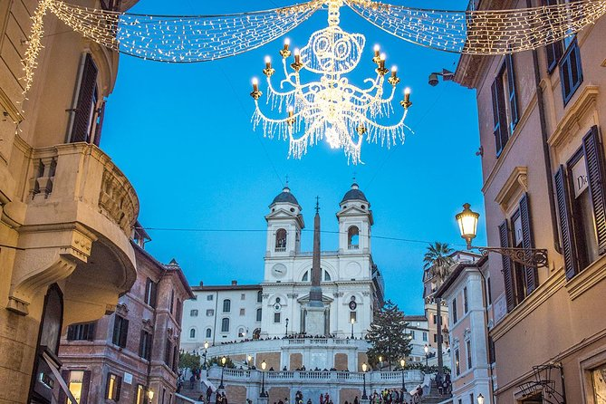 Kids & Families Tour of Rome at Night with Child-Friendly Guide Pizza & Gelato