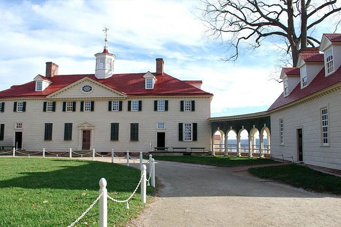 George Washington's Mount Vernon and Arlington National Cemetery Tour