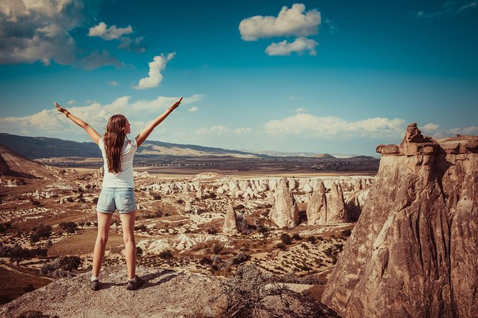 2 Days Cappadocia Express Package Tour From Istanbul