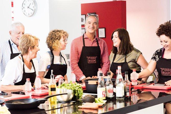 Tapas & Paella Cooking Course