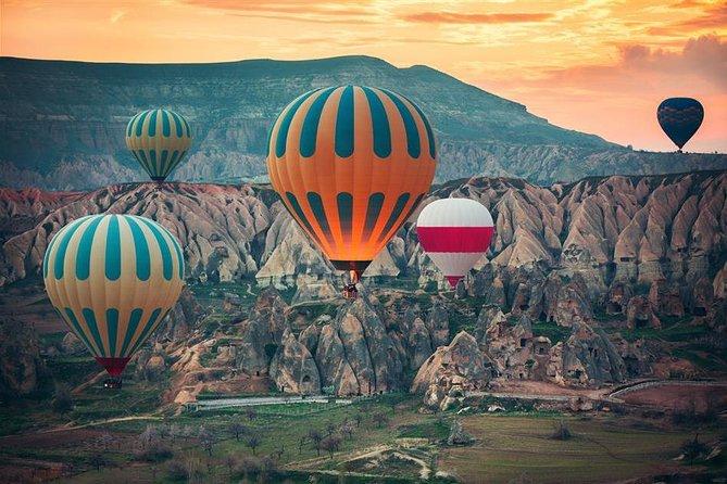 Private Cappadocia Red Tour