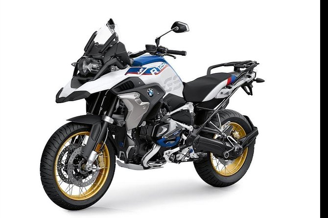 Rent a BMW r1250 GS or Ducati Multistrada