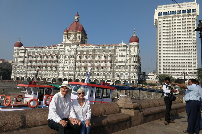 Full-Day Shore Excursions Group Mumbai on the Move