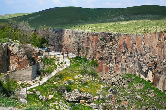 Full Day Hidden Treasures of Ihlara Valley Hiking Tour