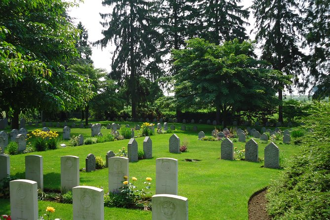 Visit of Saint-Symphorien Military Cemetery