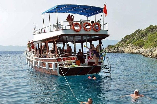 All Inclusive Boat Trips from Marmaris & Icmeler