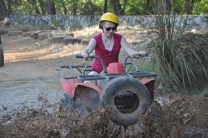 Marmaris Quad Safari, Off Road Tour - Pick up from Icmeler, Armutalan