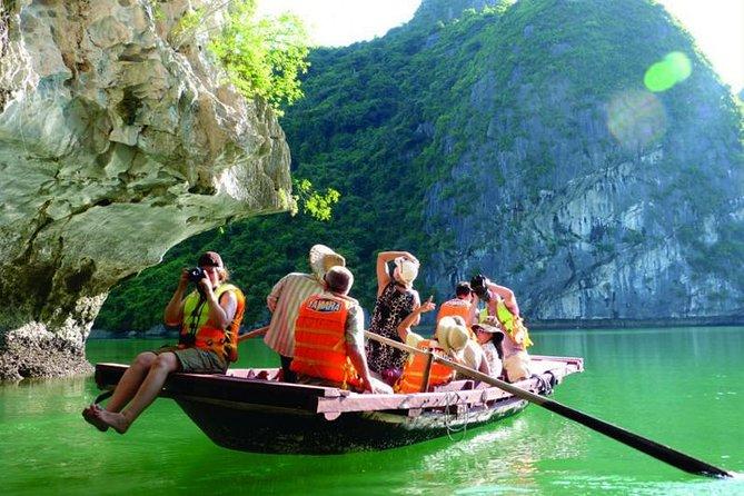 Trang An grottoes & Bai Dinh Pagoda
