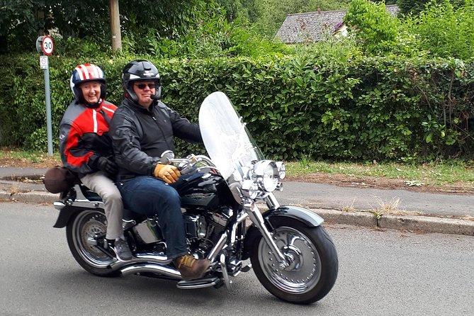 1 Hour Harley Davidson Pillion Experience