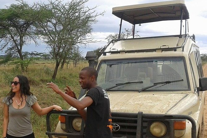 4 Nights 5 Days Camping Safari Itinerary photo 1