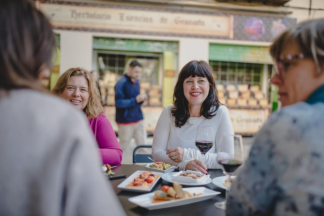 Granada Tapas and wine tour!