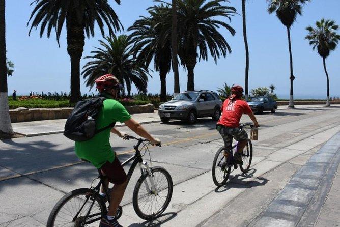 Biking Tour along the Coast of Lima