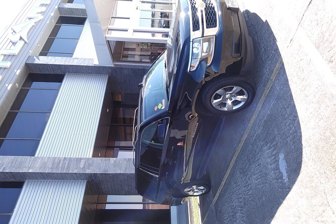 SUV Car From IAH Airport To Houston Galleria Area