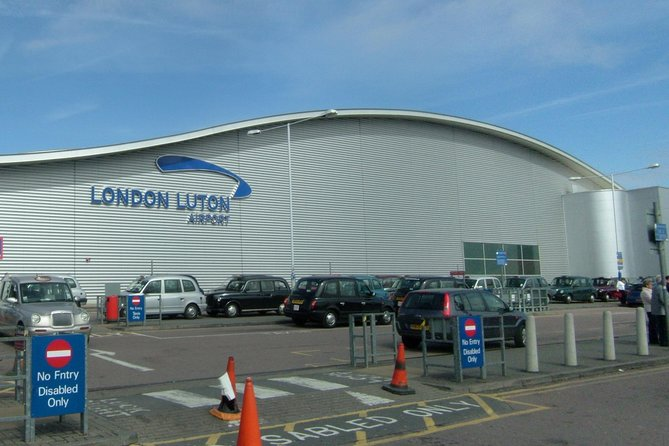 Luton Airport to London Private Transfer