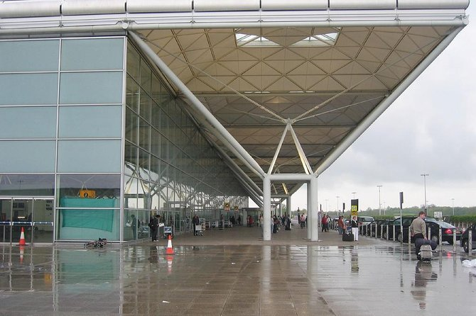 Stansted Airport to London Private Minibus Transfer