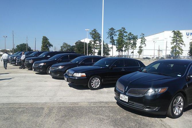 Book Black Car from Houston to Galveston, IAH Airport Houston to Galveston