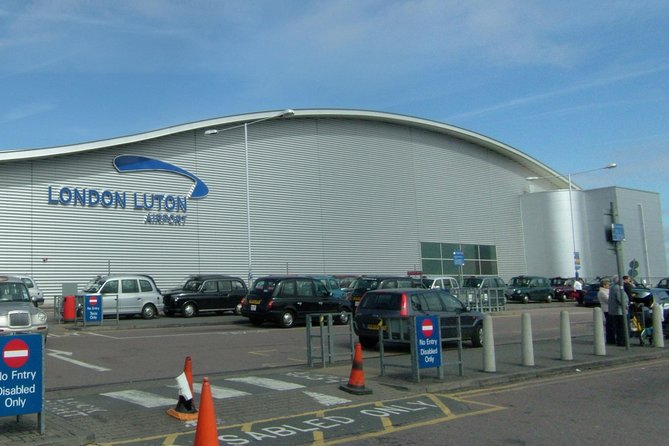 London to Luton Airport Private Transfer